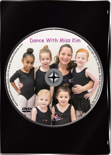Dance with Miss Kim DVD